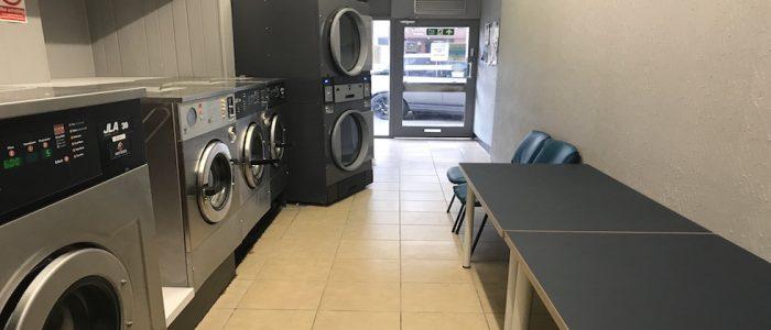 Wheatley Laundry Interior Photo